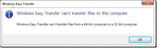 Easy Transfer