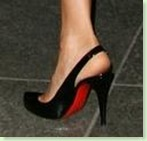 Thandie Newton CL foot